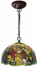 MISLD Inch Pendant Style, Stained-glass Hanging