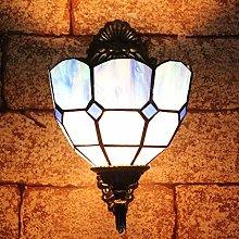 MISLD Inch Tiffany Pastoral European Antique -