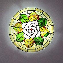 MISLD Led Flush Ceiling Light In The Pastoral