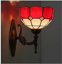 MISLD Tiffany Style Wall Light Wall Sconce Lamp