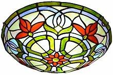 MISLD Vintage Led Ceiling Light Fashion