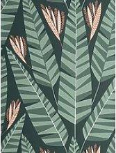 Missprint Jungle Rainforest Wallpaper
