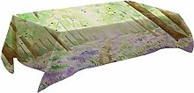 MissW 3D Cloud Series Tablecloth Home Hotel Living