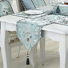 MissW Pastoral Fresh Wind Table Runner Thick