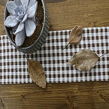 MissW Rural Style Small Fresh Tea Flag Cotton And