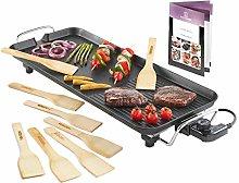 MisterChef® XL Teppanyaki Grill - Electric BBQ