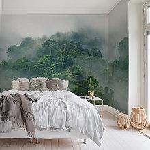 Misty Forest Mural Wallpaper (SqM)