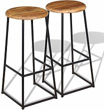 Mitchel Bar Stool Union Rustic