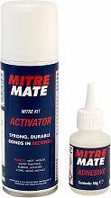 Mitre Mate 506999ZZ20 Classic Kit - 50g Adhesive &