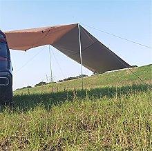 Miugwp Auto Canopy Camper Trailer Tent Car Roof