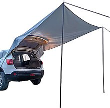Miugwp Car Sun Shelter Auto Canopy Trailer Awning