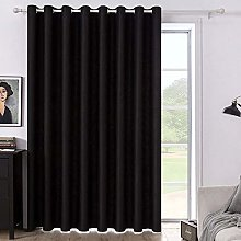 MIULEE Blackout Curtain Vertical Blinds Room