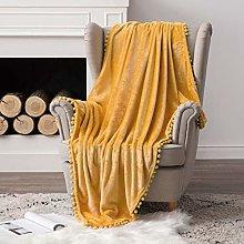MIULEE Fleece Baby Blankets Unisex for Boys,