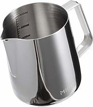 MIULY Milk Frother Jug 600ml for Coffee