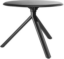 Miura Coffee table by Plank Black