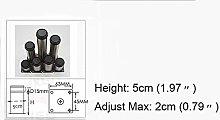 Miwaimao 1Pcs 5CM-35CM Furniture Adjustable