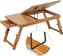 Miwaimao Adjustable Bamboo Rack Shelf Dormitory