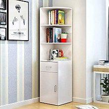 Miwaimao Bookcase Large Bookshelf High Shelf Unit