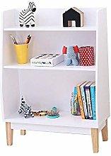 Miwaimao Bookshelf and Bookcase 3-Tier Storage