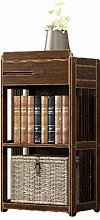 Miwaimao Bookshelf Rack Storage Cabinet Organize