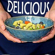 Miwaimao Bowl Ceramic Bowl Fruit Salad Plate Pasta