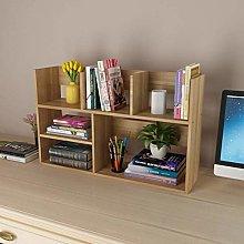 Miwaimao Computer Desktop Bookshelf Student Desk