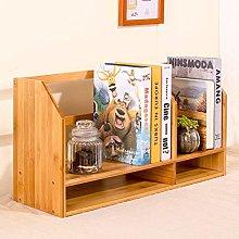 Miwaimao Desk Bookshelf Bookcase Shelves for Kids