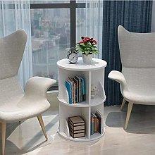 Miwaimao Modern Minimalist revolving Bookshelf