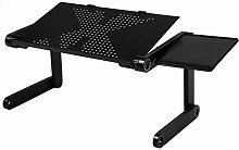 Miwaimao Portable Foldable Adjustable Laptop Desk