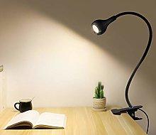 Miwaimao table lamps Clip Holder USB Power Led