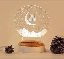 Miwaimao table lamps Romantic, Creative, Adorable,