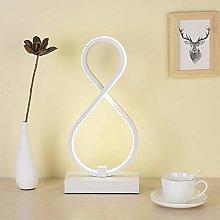 Miwaimao table lamps Simple Desk Lamp Bedroom Head