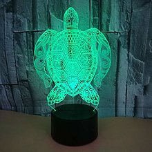 Miwaimao table lamps Turtle LED Colorful Gradient