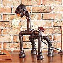 Miwaimao table lamps Vintage Rustic Steampunk