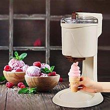 Mix Serve Soft Serve Ice Cream Maker, Homemade Ice