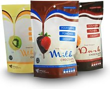 Mixed Pack of Luxury Belgian Fountain Chocolate-