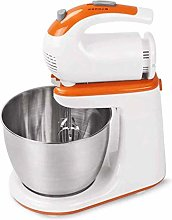 Mixer : 5 Speed Stand Mixer Stainless Steel Mixing