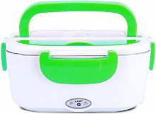MiXXAR Electric Lunch Box 2 in 1 Food Heater