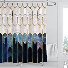 MJHUS Shower curtainEuropean American Shower