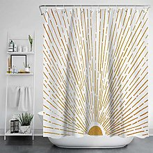 MJHUS Shower curtainShower curtain decoration