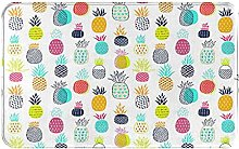 MJIAX Bath Mat Bathroom Rugs,Colorful Pattern With