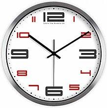 MJK Novelty Wall Clock,12 inch Creative Digital