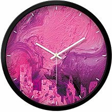 MJK Novelty Wall Clock,12 inch Wall Clock - Art