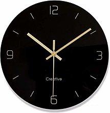 MJK Novelty Wall Clock,12 inch Wall Lock - Reative