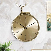 MJK Novelty Wall Clock,13 Inches Modern Wall Clock