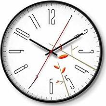 MJK Novelty Wall Clock,Digital Wall Clock-12 inch