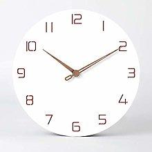 MJK Novelty Wall Clock,Hölzern Wanduhr Ohne
