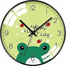 MJK Novelty Wall Clock,Kids Wall Clock, Silent,
