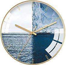 MJK Novelty Wall Clock,Silent Quartz Wall Lock