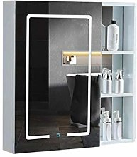 MJK Wall-Mounted Mirror,Mirror Cabinets Light